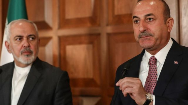 Çavuşoğlu ve Zarif