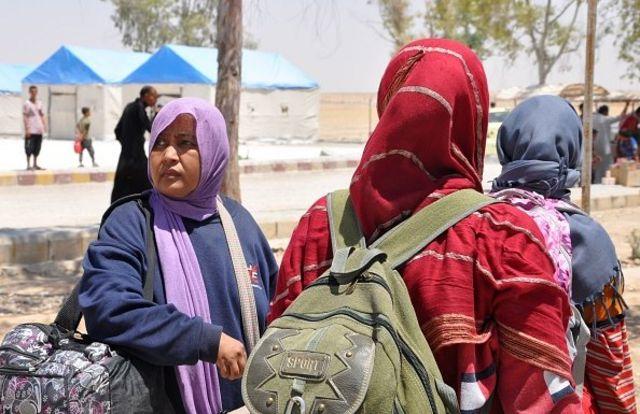 Warga Indonesia di Suriah