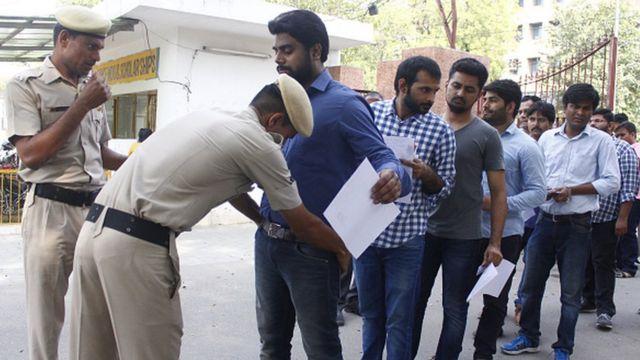 తెలంగాణ వీఆర్వో పరీక్షలు