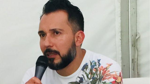 Miguel Mendoza.