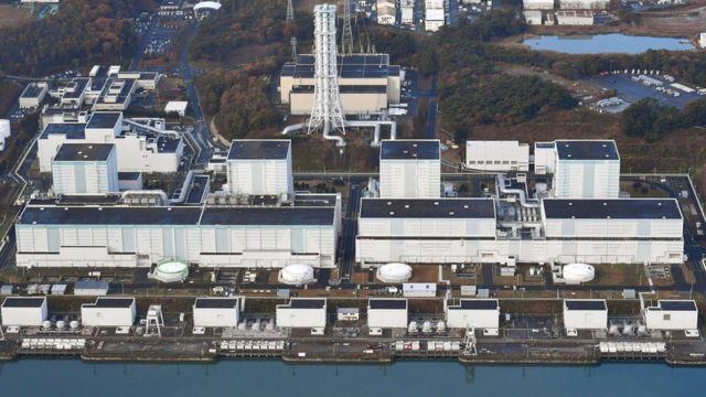 फ़ुकुशिमा पावर प्लांट