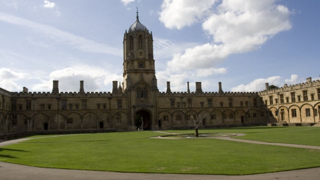 Christ Church, Oxford.