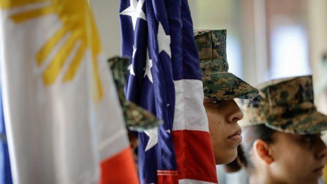 Filipina, Amerika Serikat
