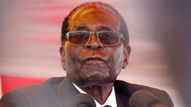 Rais Robert Mugabe