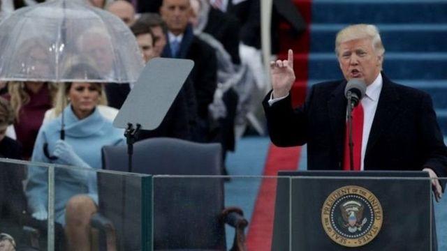 अमरीकी राष्ट्रपति डोनल्ड ट्रंप