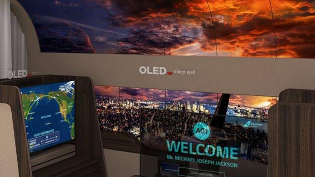 LG Display televisor