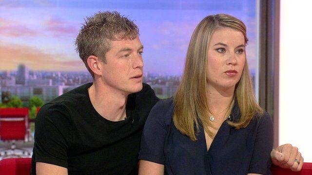 Liam and Ami Duggleby
