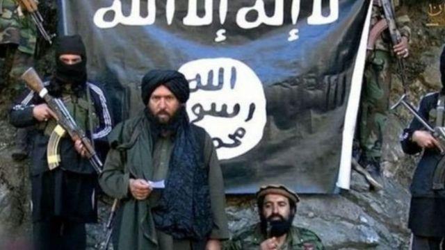 گروه داعش بیشتر در شرق افغانستان فعال است