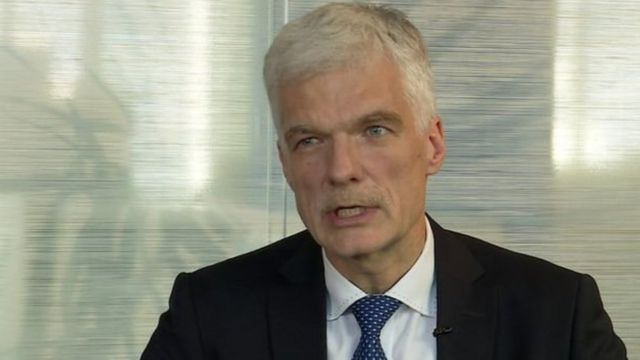 Ông Andreas Schleicher nói Singapore có kết quả cao và không có khoảng cách lớn giữa người giàu và nghèo