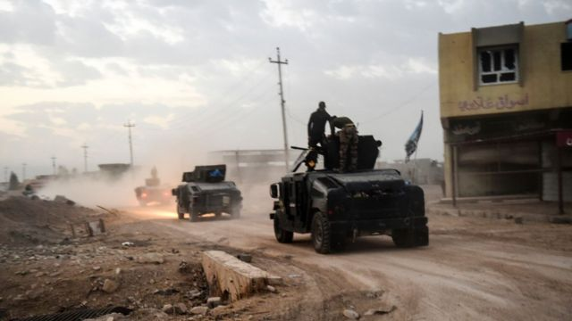 Terrorizm Əleyhinə Xidmət qüvvələri Bazvaya kəndinə daxil olublar