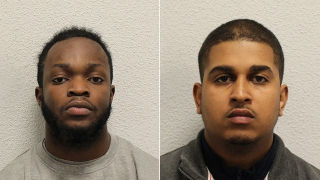 Two men guilty of Greenwich baseball bat killing