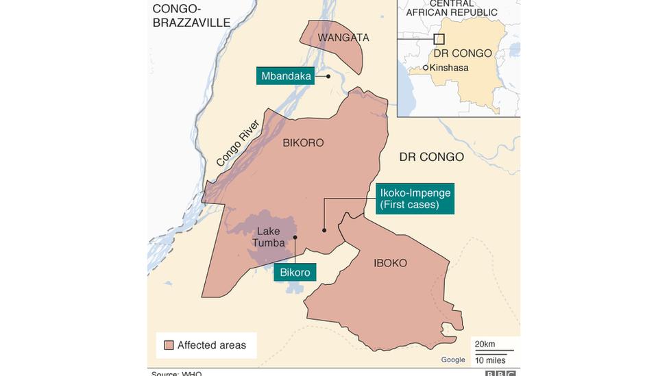Maapu DR Congo