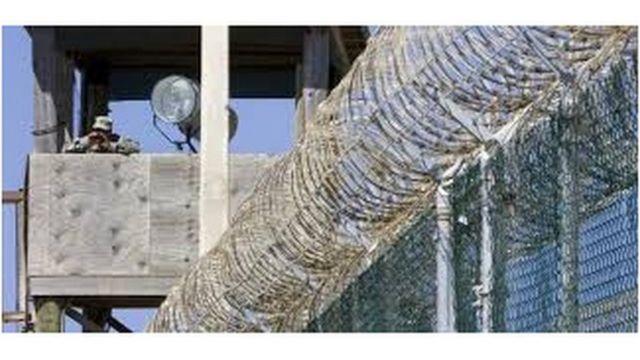 La prison américaine construite en 2002 par Georges Bush
