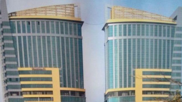 Majumba ya PSPF Towers,