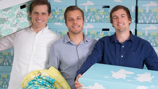 Why babies all over the world are now sleeping in boxes