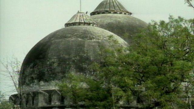 बाबरी मस्जिद, अयोध्या