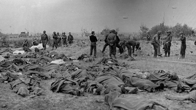 Потери американцев в Нормандии