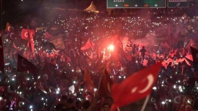 ترکیه کې کودتا