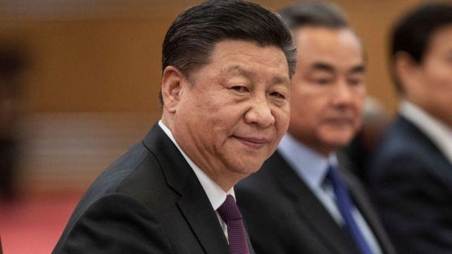 Xi Jinping, presidente de China.