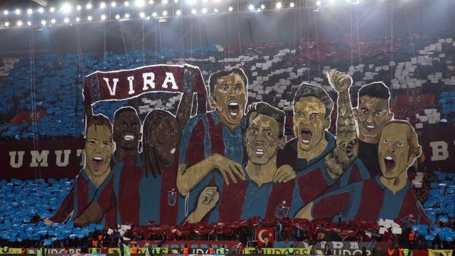 Trabzonspor taraftarları