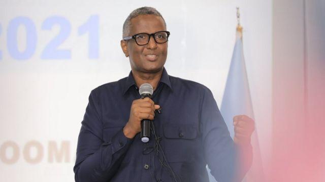 Cabdiraxmaan Cabdishakuur Warsame