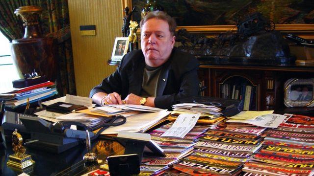 Larry Flynt mu 2003.