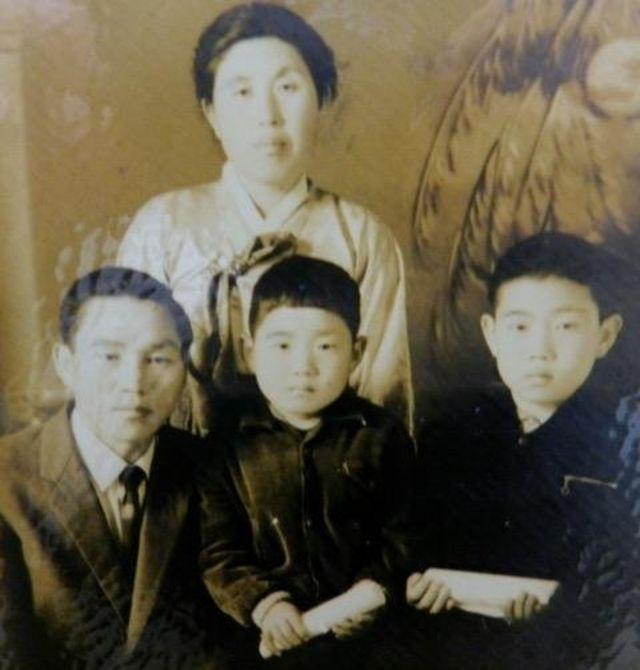 Kimchi 5's family