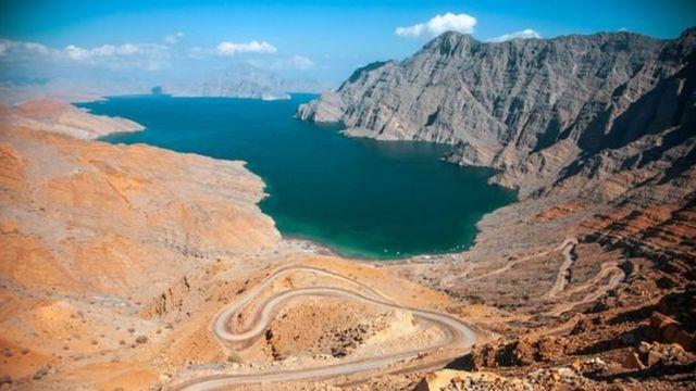شبه جزيرة مسندم