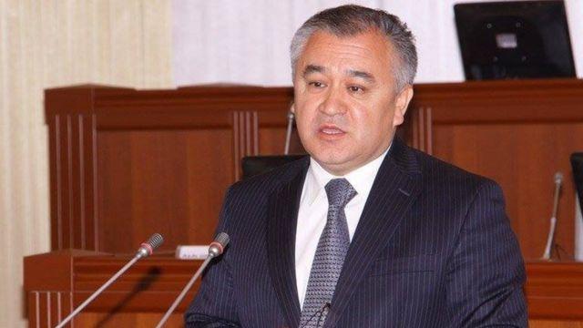 Өмүрбек Текебаев