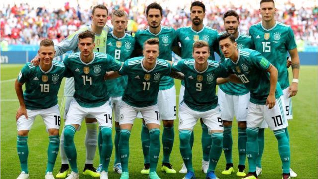 Đội tuyển Đức giành chiến thắng ở Nations League 2020/ 2021
