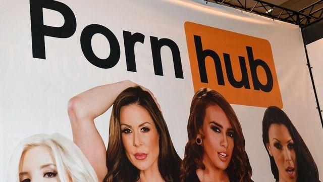 Pornhub poster