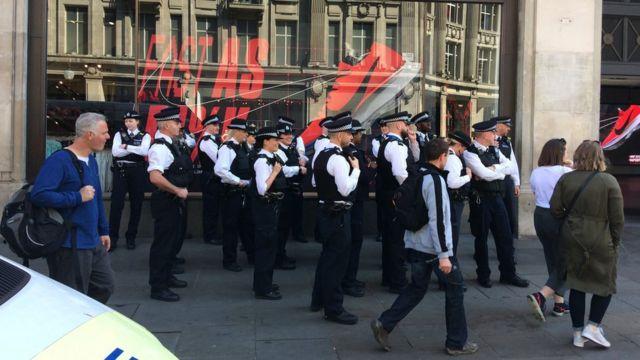 Cảnh sát London