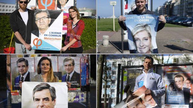 Кого оберуть французи