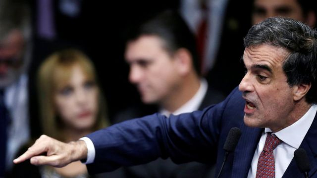 José Eduardo Cardozo, advogado de Dilma