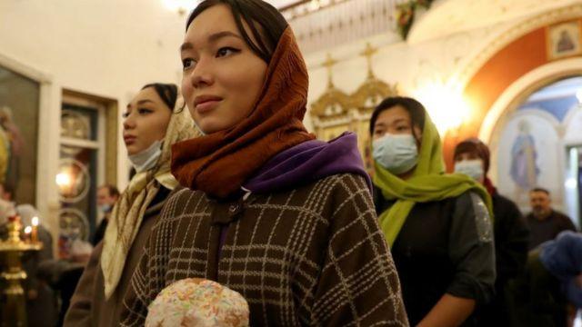 Пасха в Бишкеке