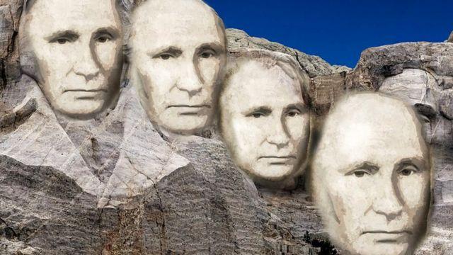 7 мая Владимир Путин в четвертый раз вступает в должность президента России.