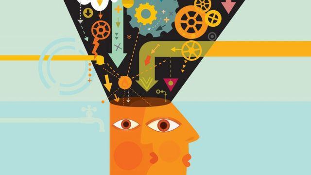 - مغز انسان توانایی ذخیزه میزان قابل توجهی از اطلاعات را در خود دارد.