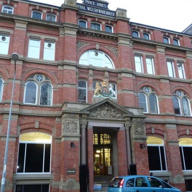 Pryce Jones' Royal Welsh Warehouse