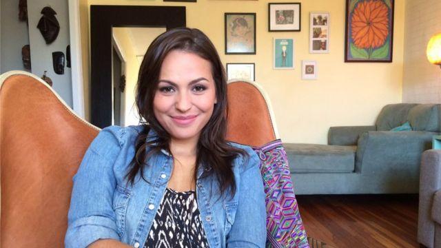 Nana Queiroz é criadora do protesto 'Não Mereço Ser Estuprada' e diretora da Revista Azmina