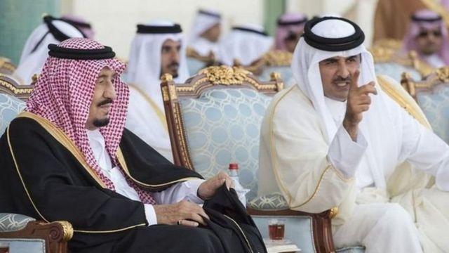 saudi /qatar