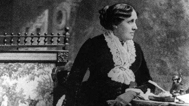 """Louisa May Alcott: la extraordinaria historia de la autora de """"Mujercitas""""  - BBC News Mundo"""