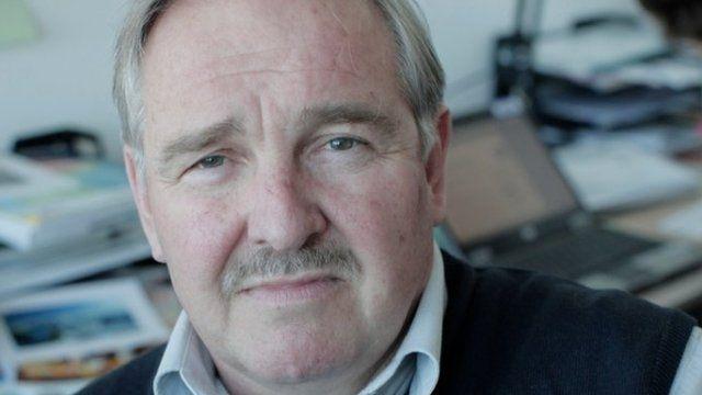 David Nutt, o inventor do alcosynth
