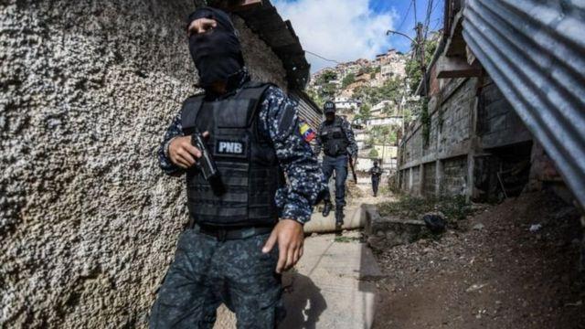 Caracas neighborhood