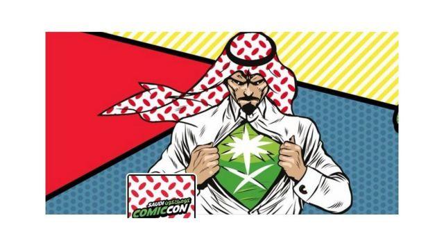 comic con saudi