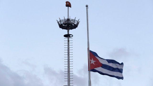 An sasauto da tutar Cuba