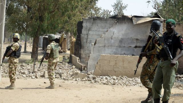 Nigeria : l'armée déployée dans les zones d'insécurité