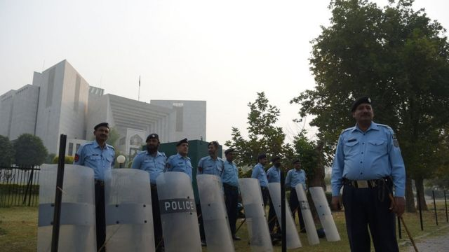 پاکستان سپریم کورٹ