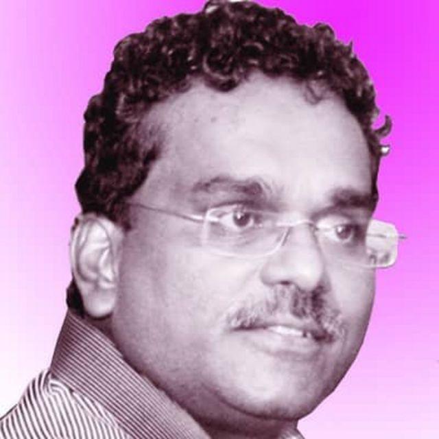 மூத்த செய்தியாளர் எம்.எஸ்.மலையாண்டி.