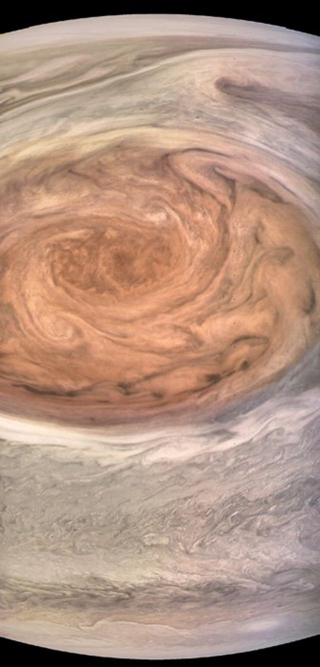 Behold Jupiter's Great Red Spot