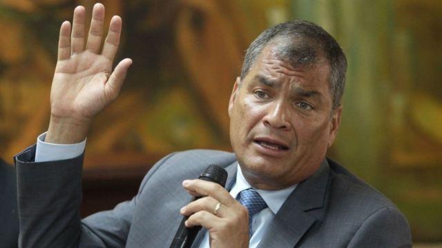 La prensa en AL se robó la verdad; está en manos de élites, señala Rafael Correa